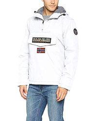 Napapijri - Rainforest Mens Winter Jacket - Lyst