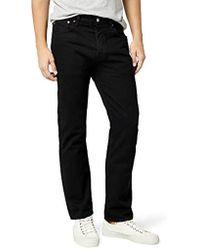 Levi's - Black 501 Original Fit Jeans - Lyst