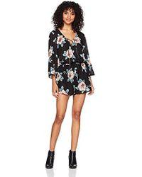 O'neill Sportswear - Neri Romper, Asphalt, S - Lyst