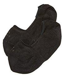 Falke - Step Invisible Sock, Black, Sock Size: One Size/shoe Size:6-12 - Lyst