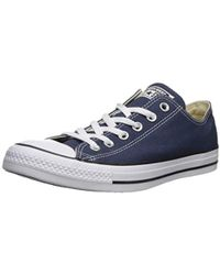 Converse - Unisex Adults  Chuck Taylor All Star Canvas Trainers - Lyst d3e3f92da