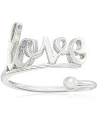 ALEX AND ANI - Love Ring Wrap - Lyst