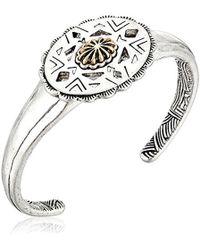 The Sak - S Concho Cuff Bracelet - Lyst