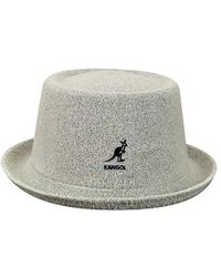 38aa5bbdec8668 Kangol Bermuda Terry Bouclé Bucket Hat in Red for Men - Lyst