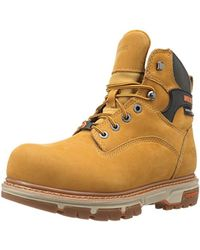 Wolverine - Nation 6 Inch Insulated Waterproof Comp Toe Work Shoe - Lyst