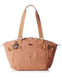 Kipling - Elaine Top-handle Bag - Lyst