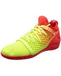 eb38229f2f97 PUMA - 365 Ignite Netfit Ct Footbal Shoes - Lyst