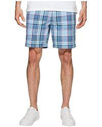 Nautica - Roadmap Plaid Shorts - Lyst