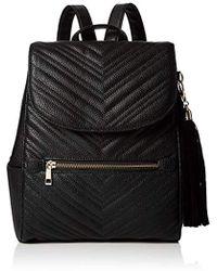 Miss Selfridge - Quilt Backpack Handbag - Lyst