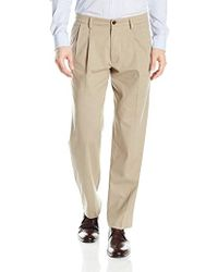 Dockers - Easy Khaki Classic Fit Pant-pleated D3 - Lyst