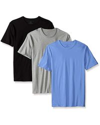 48348f0c Tommy Hilfiger - Undershirts 3 Pack Cotton Classics Crew Neck T-shirt - Lyst
