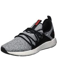 87f0126e347 PUMA -  s Nrgy Neko Knit Training Shoes - Lyst