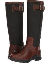 Timberland - Turain Tall Wp Rain Boot - Lyst