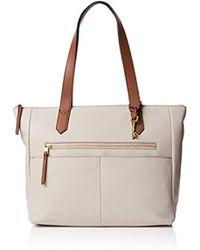 Fossil - Damentasche ? Fiona Ew Shopper Tote - Lyst