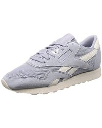 Reebok Classic Suede Tonal Trainers - Womens Uk 7 in Natural - Lyst 97f77c74a