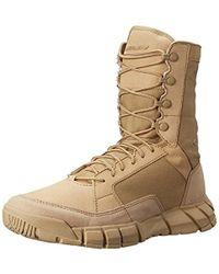 Oakley - Light Assault Military Boot - Lyst