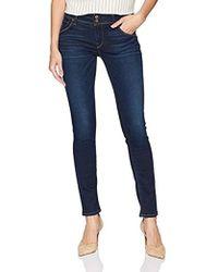 add09632775 Hudson Jeans - Collin Midrise Skinny Flap Jean - Lyst