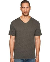 Vince - Classic V Neck Tee - Lyst