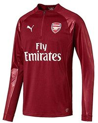 e1c68611a17ff Arsenal Fc 1/4 Zip Top