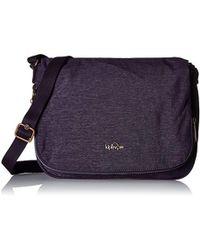Kipling S New Shopper S Shoulder Bag in Blue - Lyst 46ca4ec97c