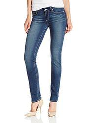 PAIGE - Skyline Skinny Jeans-easton - Lyst