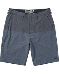 Billabong - Crossfire X Line Up Submersible Short - Lyst