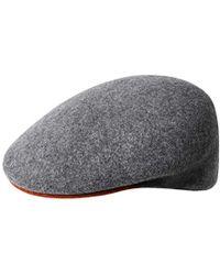 654cc6e9f44 Lyst - Kangol Wool 504-s Flat Ivy Cap Hat for Men - Save 19%