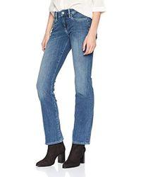 Bellerose Popeye Nineties Wash Jeans in Blue - Lyst 82763c6523d