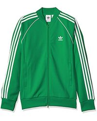 Superstar Track Jacket Green