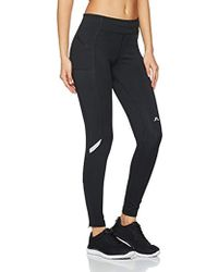 J.Lindeberg - Running Tights Compression Poly - Lyst