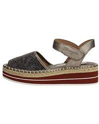 In 81929 Black Gold Print Diamond Sandals Ipanema V Women's Flip 9IEH2WDY
