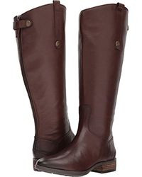 Sam Edelman - Penny 2 Wide-shaft Riding Boot - Lyst