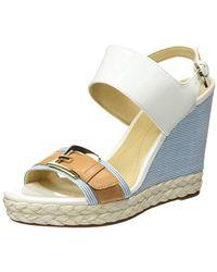Geox - Donna Janira E Platform Sandals - Lyst