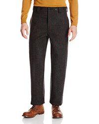 Woolrich - Malone Wool Pant - Lyst
