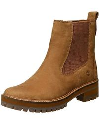 fe975749 Timberland - Courmayeur Valley, Botas Chelsea para Mujer - Lyst