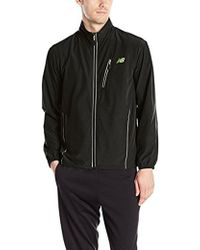 New Balance - All Motion Jacket - Lyst