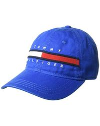 Tommy Hilfiger - Avery Dad Hat - Lyst