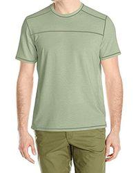 G.H.BASS - Short Sleeve Explorer Second Skin Tee - Lyst