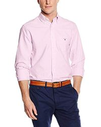 GANT - The Oxford Shirt Casual - Lyst