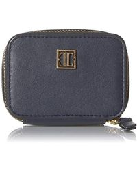 Ivanka Trump - Mercer Small Case Blue Nights Coin Purse - Lyst