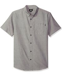 O'neill Sportswear - Banks Short Sleeve - Lyst
