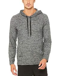 b46a465d0ac56b Lyst - Alo Yoga Relaxed Pullover Hoodie in Blue for Men