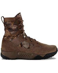 Under Armour - UA Jungle Rat, Chaussures de Randonnée Basses Homme - Lyst