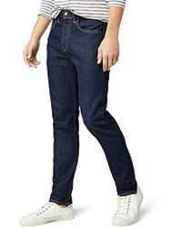 1eb6a60d777 Levi's 501 Customized & Tapered Jeans in Blue for Men - Lyst