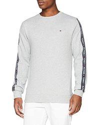 dc01806e730b Tommy Hilfiger - UM0UM00705 - T-shirt - Manche à longue - - Lyst
