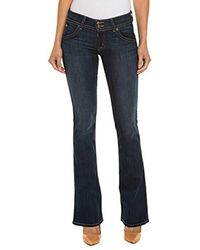 Hudson Jeans - Jeans Signature Midrise Boot Jean In Lux - Lyst