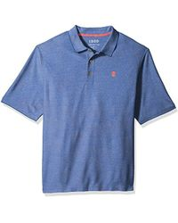 Izod - Big And Tall Advantage Performance Solid Polo - Lyst