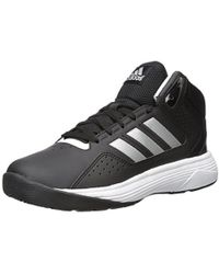new arrival 88534 80922 adidas - Neo Cloudfoam Ilation Mid Wide Basketball Shoe - Lyst