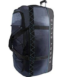 Perry Ellis - Extra Large 35 Inch Rolling - A335 Duffel Bag - Lyst