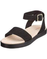 71457ee76b7f Clarks - Botanic Ivy Ankle Strap Sandals - Lyst